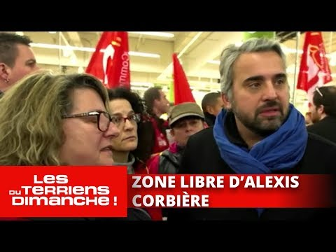 Zone Libre d'Alexis Corbière : que doit on faire des salariés de carrefour ?