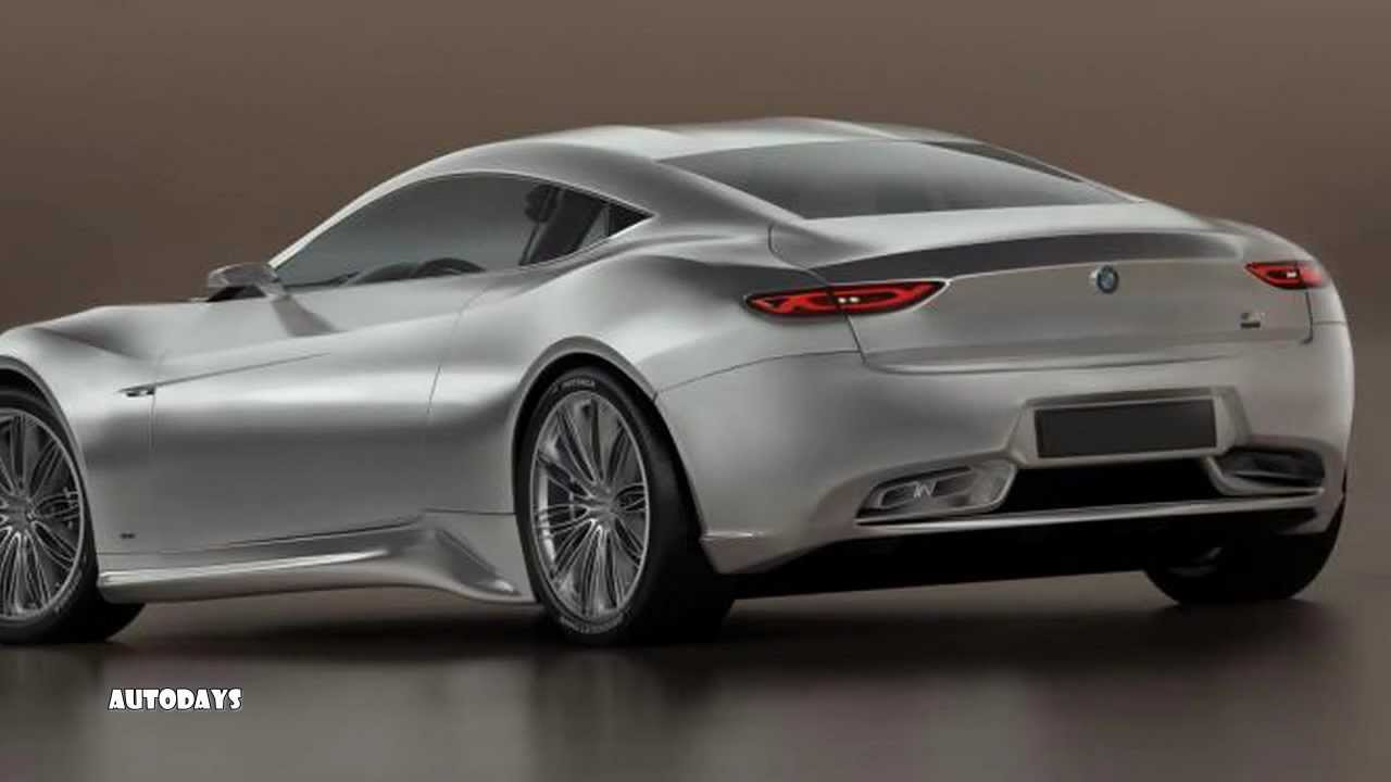 Bmw M9 Concept Youtube