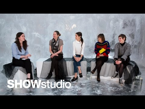 Christian Dior Haute Couture - Spring / Summer 2017 Panel Discussion