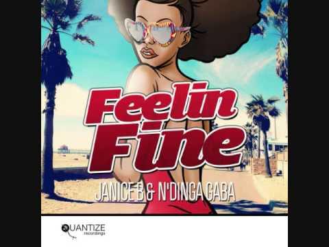 Feeling Fine Janice B. & N'Dinga Gaba