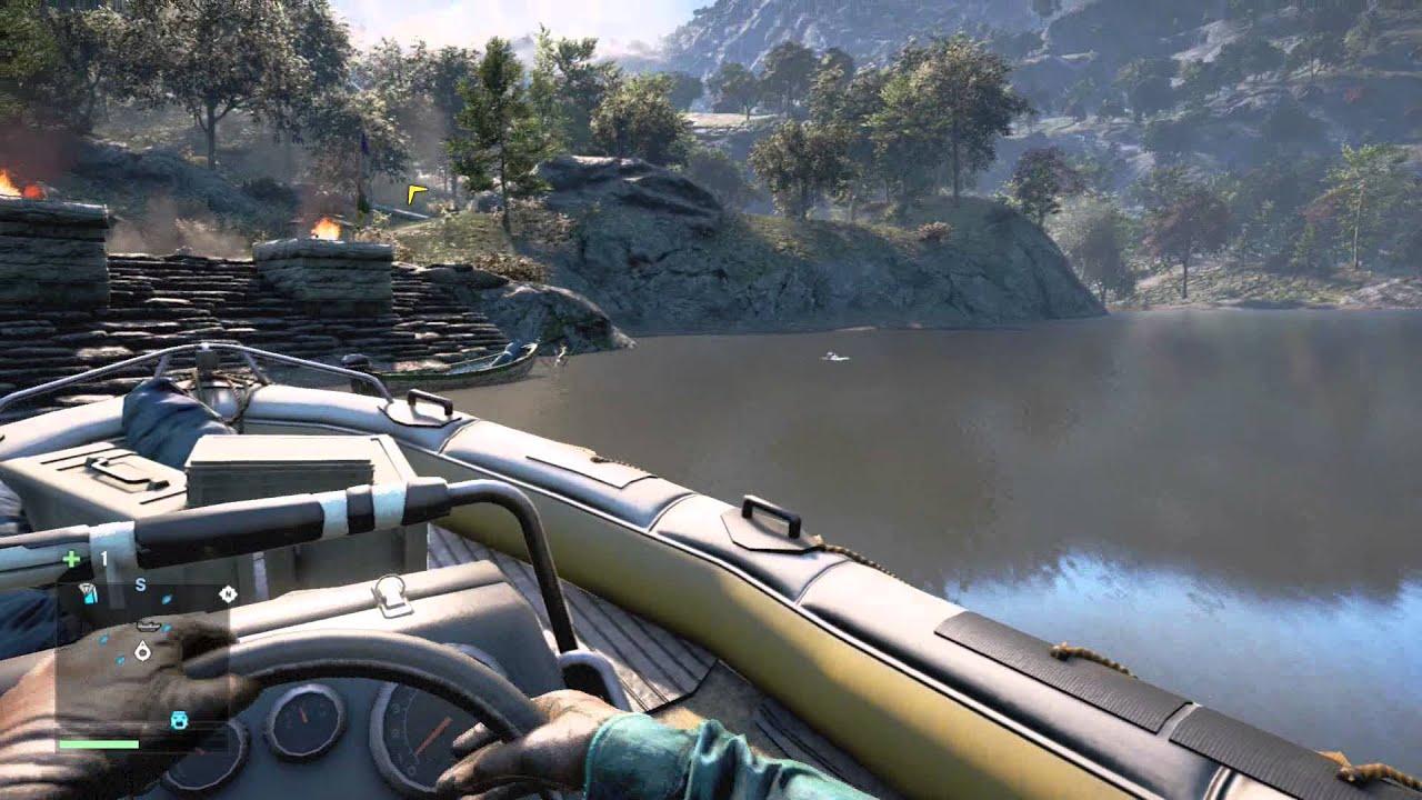 Far Cry 4 Free Roam 1080p Xbox One Gameplay Youtube