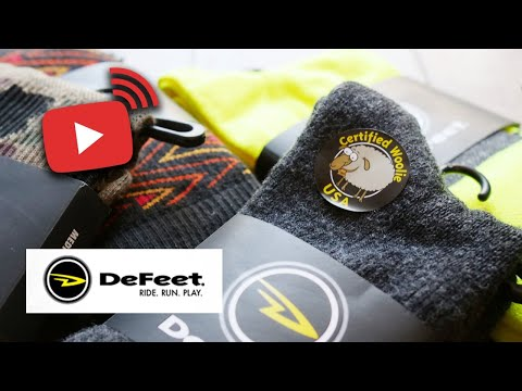 Science Of Sockology - Making Cycling Socks With Defeet