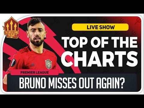 Bruno Number One Man Utd Chart Show With Mark Goldbridge
