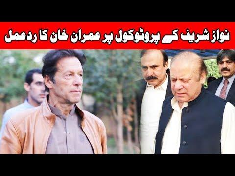Imran Khan Labels Nawaz Sharif Protocol - 2nd November 2017