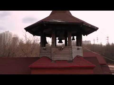 Строительство храм Пророка Даниила на Кантемировской