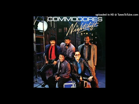The Commodores  Nightshift HQ