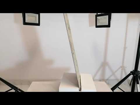 Rivestimento effetto bambù / bamboo verde mix beige da interno antimacchia - BEST DESIGN