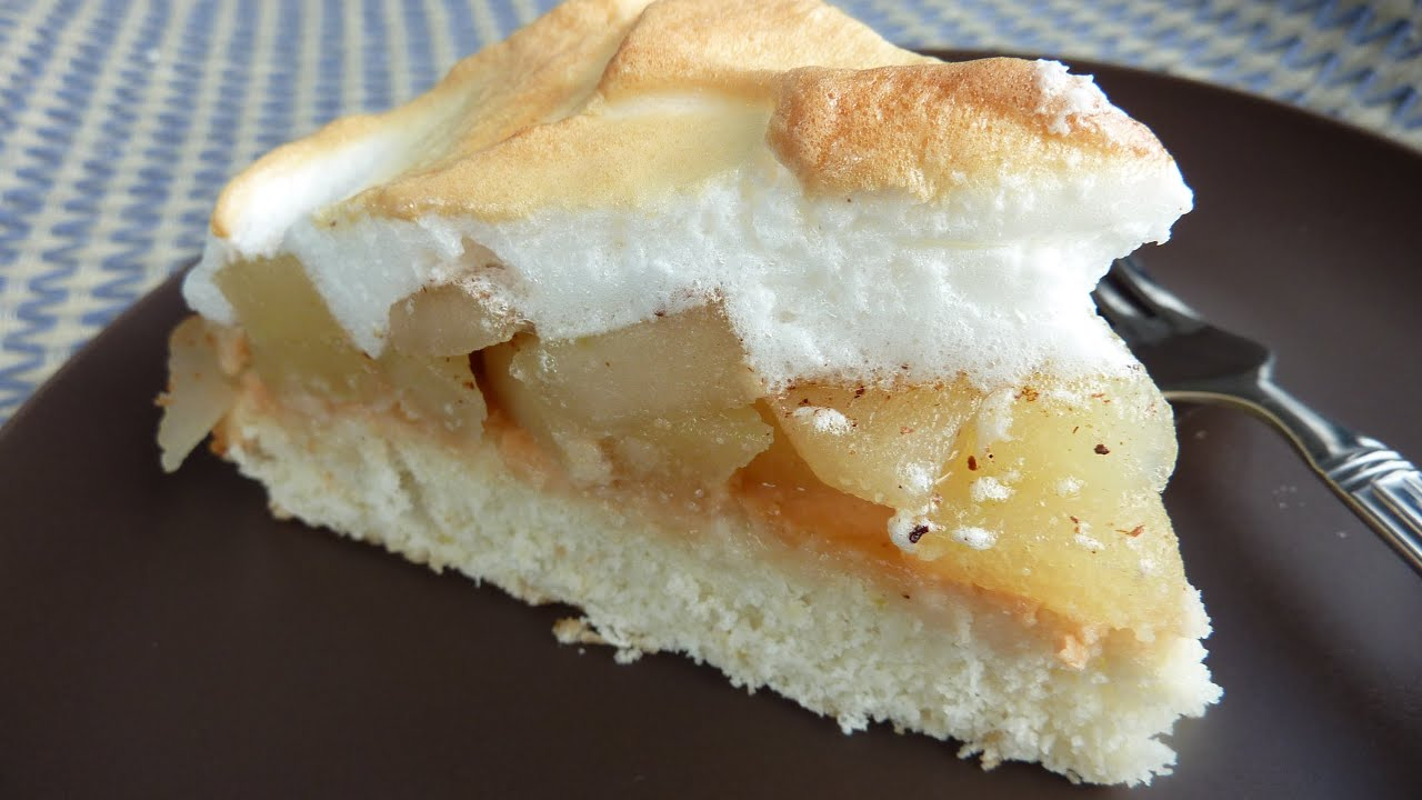 Receta como preparar kuchen de manzana con merengue youtube for Youtube kuchen
