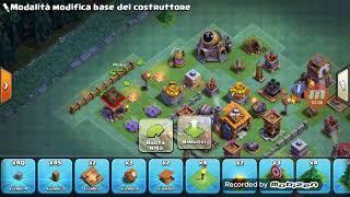 Miglior Base per Bh7 Clash of clans sala del costruttore