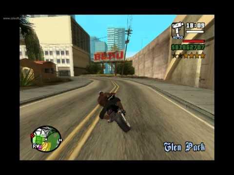 Dando Fuga No GTA San Andreas