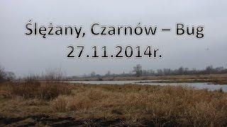 Ślężany, Czarnów - Bug 27.11.2014r