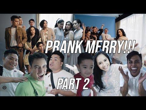 Lagu Video Prank Merry Part 2. Abis Dibelanjain Kena Lagi!!!! Hahaha Terbaru