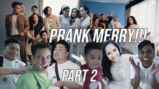 PRANK MERRY PART 2. ABIS DIBELANJAIN KENA LAGI!!!! HAHAHA