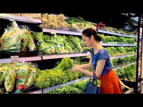 Modern Trade Landscape in Indonesia-Grocery