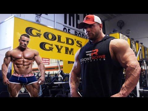 IFBB PRO Brad Rowe - Full Back Workout w/ Tips