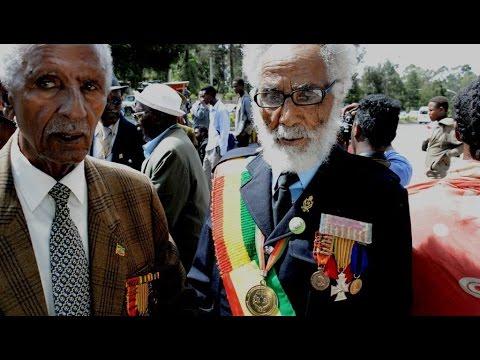 Ethiopian Patriots On Ethiopian Victory Over Italian Forces Part Three