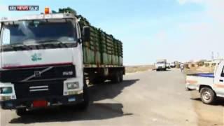 الهلال الأحمر الإماراتي يستكمل مساعداته بعدن