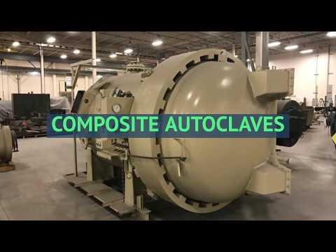 Composite Autoclaves - Bondtech Corporation