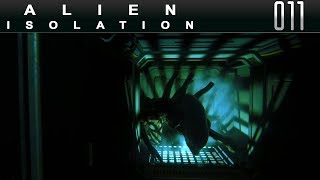 👽 ALIEN ISOLATION [011] [Es bewegt sich im Verborgenen] Let's Play Gameplay Deutsch German thumbnail