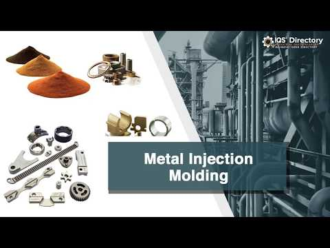 Metal Injection Molding Companies Services