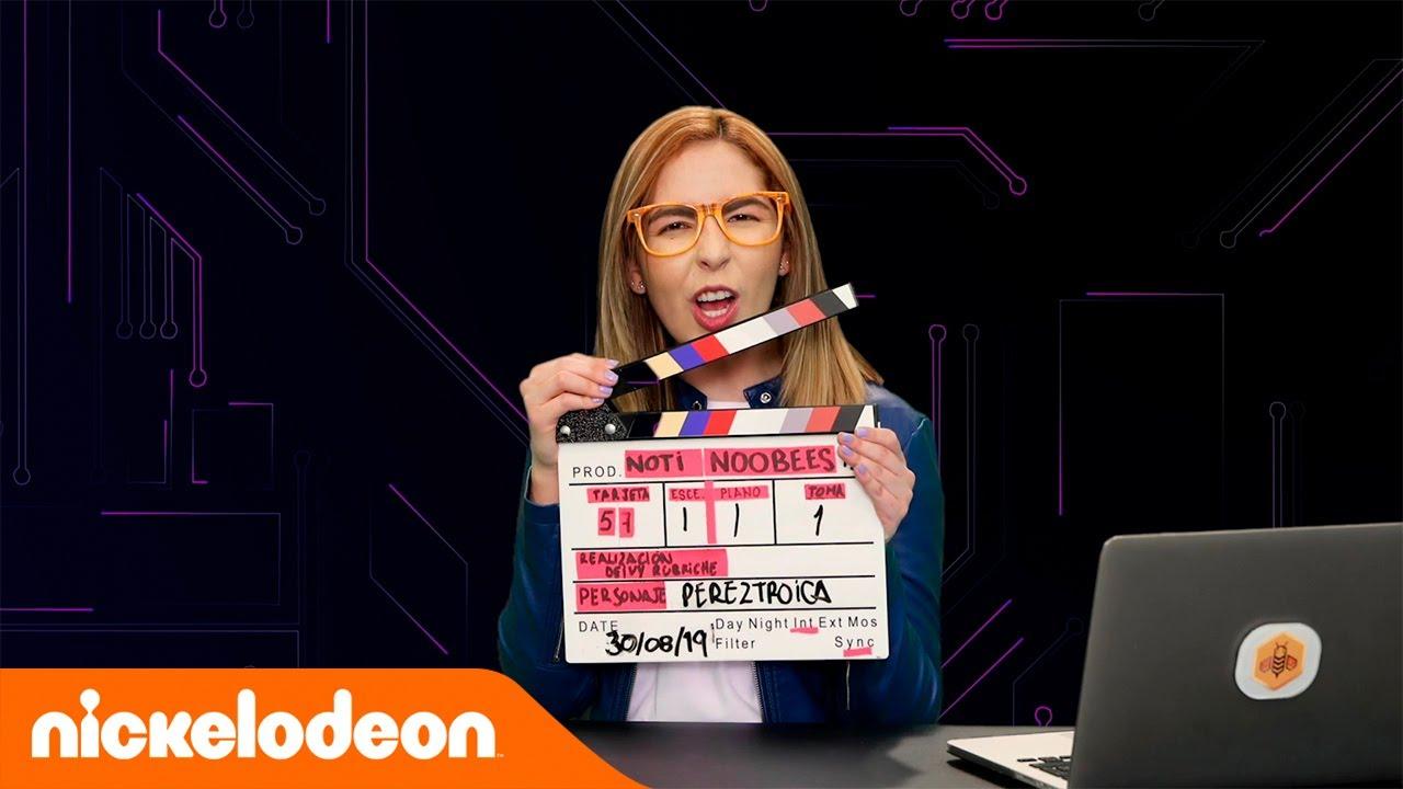Último episodio: Notinoobees con la Pereztroica | Latinoamérica | Nickelodeon en Español