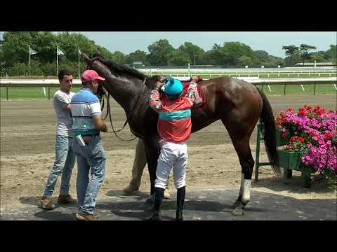 video thumbnail for MONMOUTH PARK 7-14-19 RACE 3