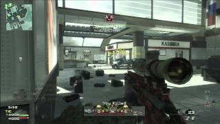 Call of Duty Modern Warfare 3 Multiplayer Gameplay #316 Terminal