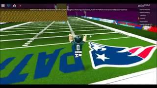 Super Bowl 52 in Roblox