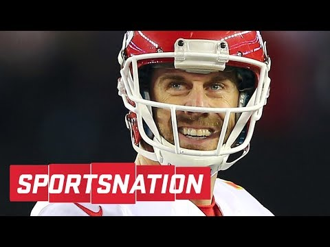 SportsNation praises Alex Smith