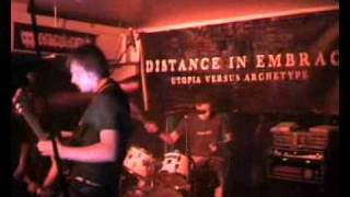 Distance In Embrace - Ambush (Live)