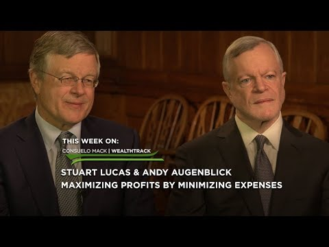 This week on WEALTHTRACK: Maximizing Profits by Minimizing