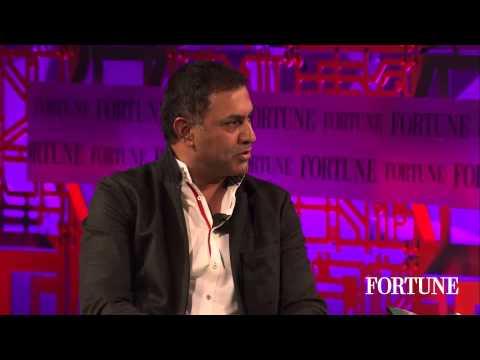 SoftBank President's Investing Advice | Fortune