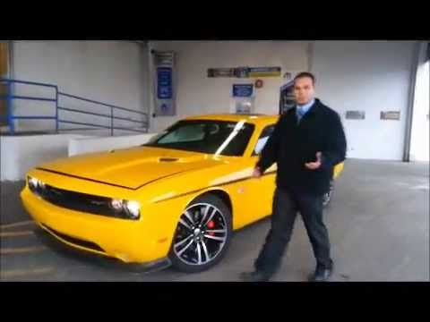 DODGE CHALLENGER SRT8 YELLOW JACKET [Complete Review] - YouTube