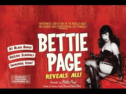 Download Documentary - BETTIE PAGE REVEALS ALL - TRAILER | Bettie Page, Hugh Hefner, Dita Von Teese