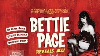 Documentary - BETTIE PAGE REVEALS ALL - TRAILER | Bettie Page, Hugh Hefner, Dita Von Teese