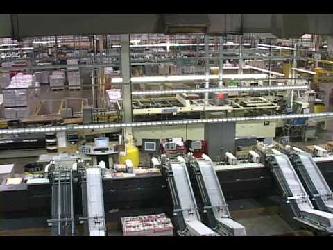 Bindery At Publishers Press