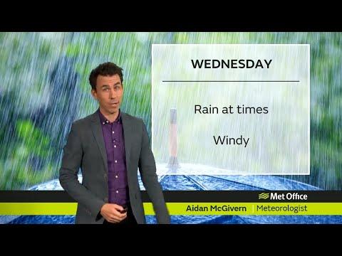 Wednesday Morning Forecast 30/09/20