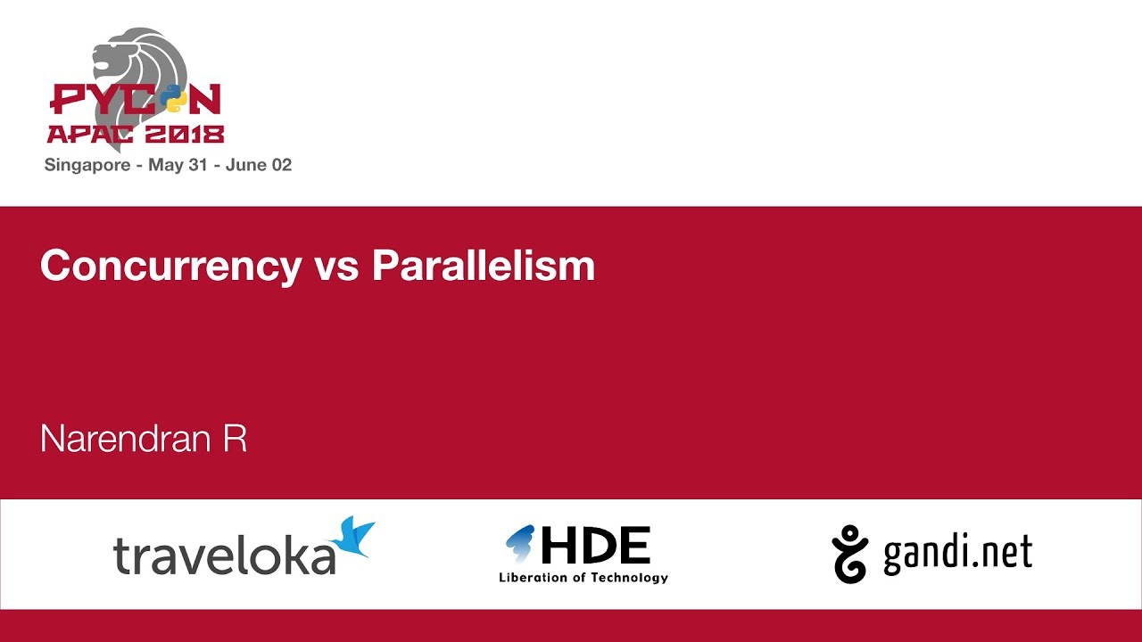 Image from Concurrency vs Parallelism