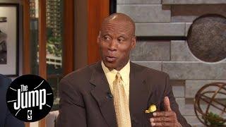 Byron Scott says NBA should get rid of replays altogether | The Jump | ESPN