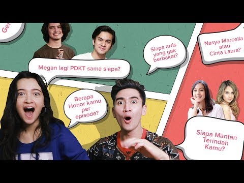 Spill Your Guts or Fill Your Guts : Megan Punya PACAR feat. Verrel Bramasta