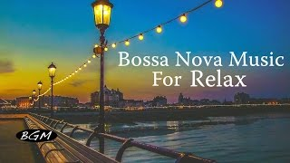 【3HOURS】Cafe Music - Bossa  Nova Instrumental Music - Relaxing Background Music