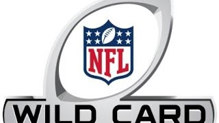 2017 NFL Playoffs (Madden 17) (Wild Card and AFC 1st Divisional Round)