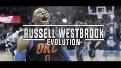 """Russell Westbrook """"EVOLUTION"""" - Mini Movie"""