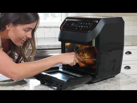 Top 3 Best Air Fryer Toaster Oven For 2019 Youtube
