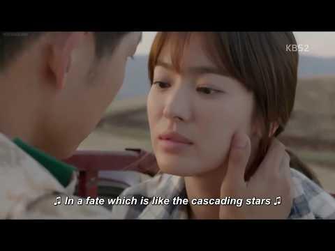 Descendants of the Sun KISS scenes( everytime i see you OST) SONG JOONG KI & Song Hye Kyo