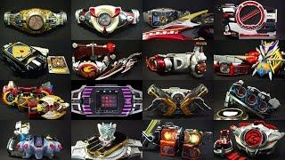 平成仮面ライダー TV版ファイナルフォーム オールライダー変身アイテム スペシャル Heisei Kamen Rider TV version Final form items Specials thumbnail