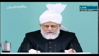 খুতবা জুমা  (Friday Sermon) 22 October 2010 Part 2/5