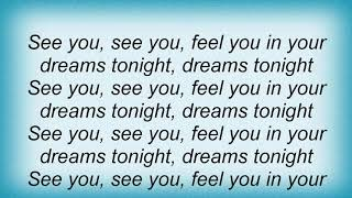Kiss - See You In Your Dreams Lyrics