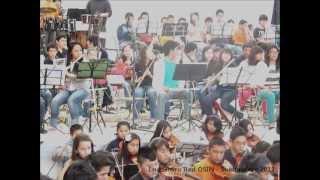 5ta Sinfónia / Mambo No. 5 de Beethoven / Perez Prado - II Encuentro Red OSIN Sombrerete, Zac. 2012