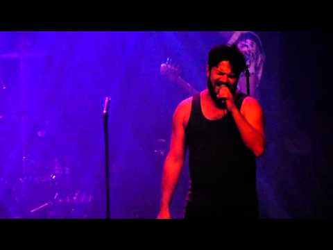 The Cat Empire Que Sera Ahora live@AB 11-10-2015